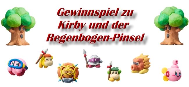 Nintendo Kirby Gewinnspiel