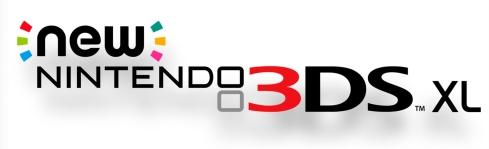 Nintendo 3DS XL Logo