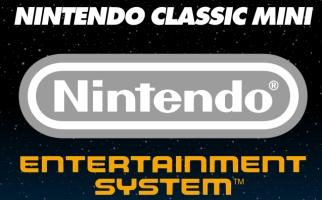 Nintendo Classic Mini NES Logo