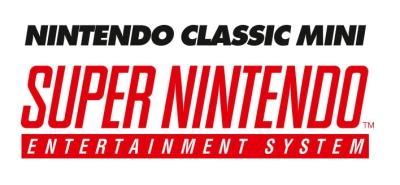 Nintendo Classic Mini SNES Logo